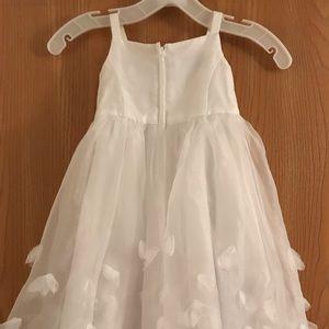 David's Bridal Dresses - Toddler flower girl dress